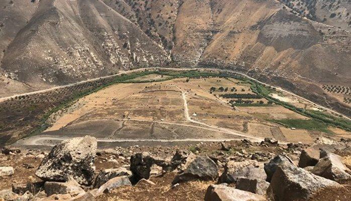 В Дамаске заявили об открытии КПП на границе с Иорданией
