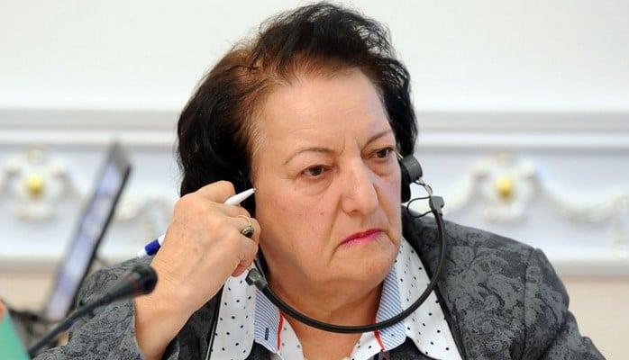 """Elmira Süleymanova: """"Məlumatlıyam, rahat olun"""""""