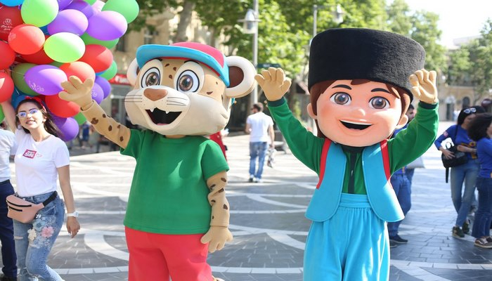 Azərbaycanda festival havası: Avropa gəncləri Bakıya axışırlar