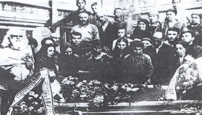 Из истории появления греков в Азербайджане