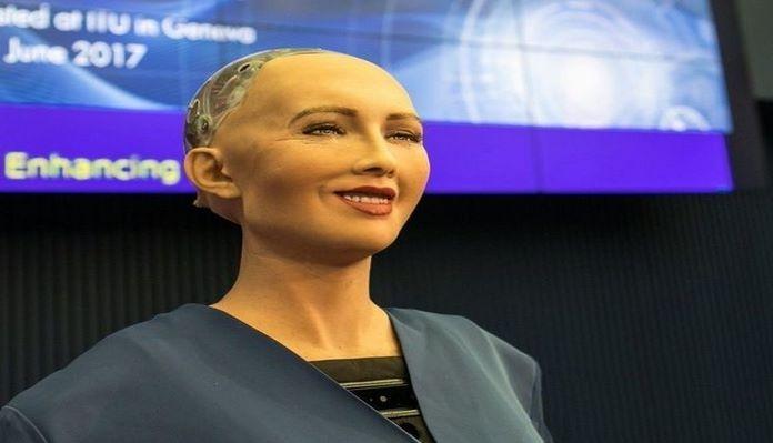 Самый умный робот в мире едет в Азербайджан