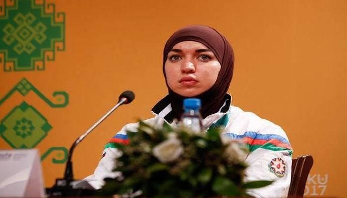 Азербайджанская спортсменка - победительница Исламиады дисквалифицирована на 4 года
