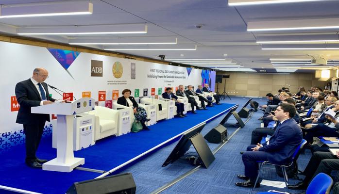 Министр: К 2030 году Азербайджан доведет долю возобновляемой энергетики до 30%