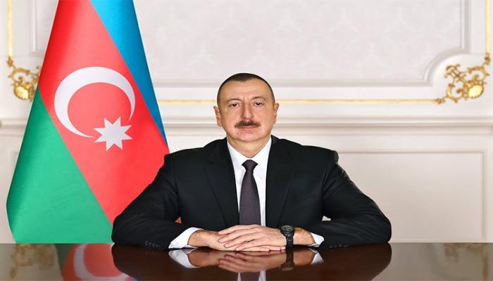 Almaniya Prezidenti Prezident İlham Əliyevi təbrik edib