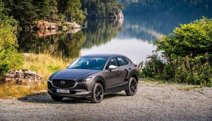 Mazda artıq 1 ay sonra özünün ilk elektromobilini nümayiş etdirəcək