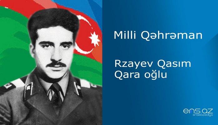 Qasım Rzayev Qara oğlu