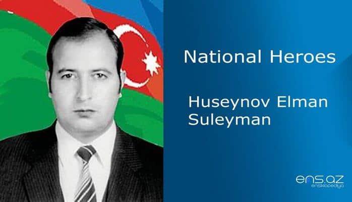 Huseynov Elman Suleyman