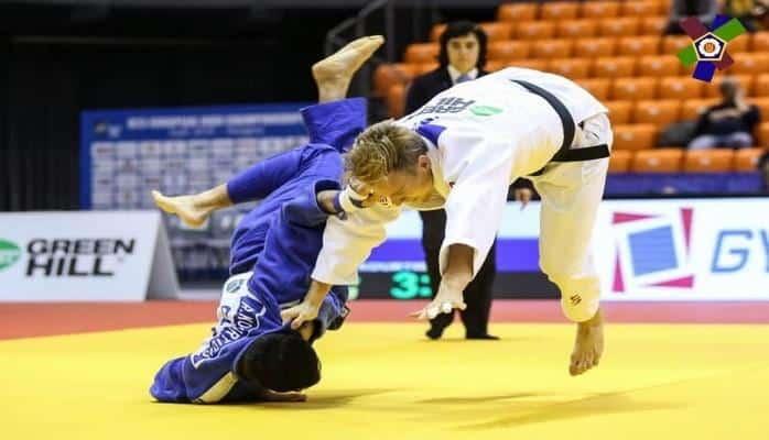 Азербайджанский дзюдоист завоевал серебряную медаль чемпионата Европы