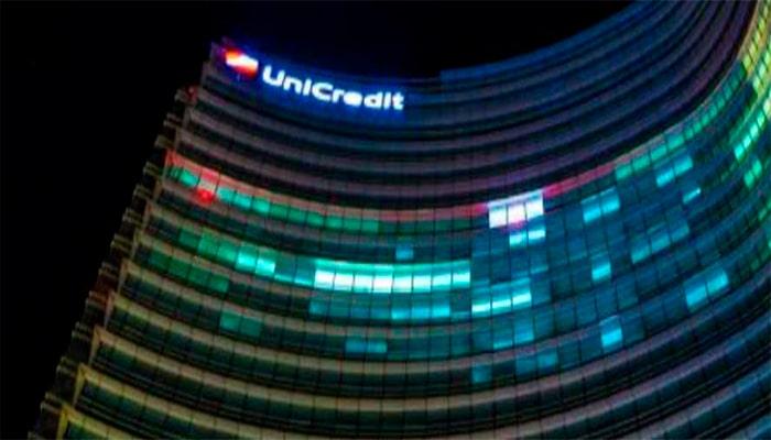 Итальянский банк UniCredit закрыk 70% своих отделений из пандемии коронавируса.