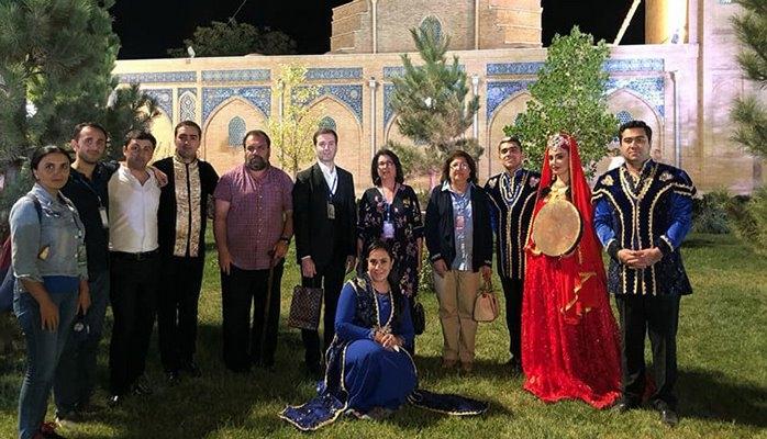Азербайджанцы вернулись из Узбекистана с победой