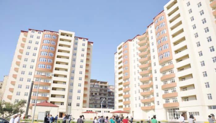 Dövlət hesabına mənzil alanların sayı açıqlandı