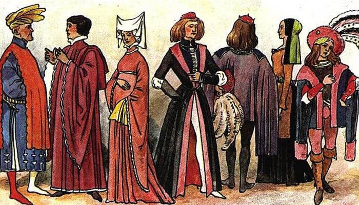 Развлечения аристократов в Средневековой Европе