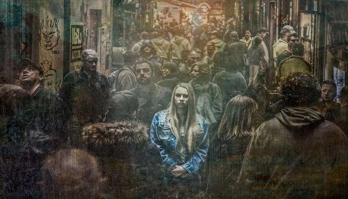 У одиноких людей повышен риск развития психических заболеваний