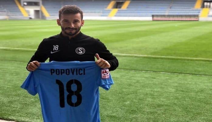 Румынский форвард может перебраться в азербайджанский клуб