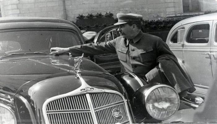 Stalinin zirehli avtomobili: Ölümdən sonrakı həyat