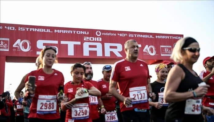 World's only intercontinental marathon starts in Istanbul