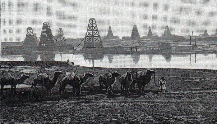 Верблюды в жизни Азербайджана в конце XIX – начале XX в. (ФОТО)