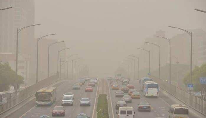 Названа неожиданная причина окутавшего Баку пыльного облака