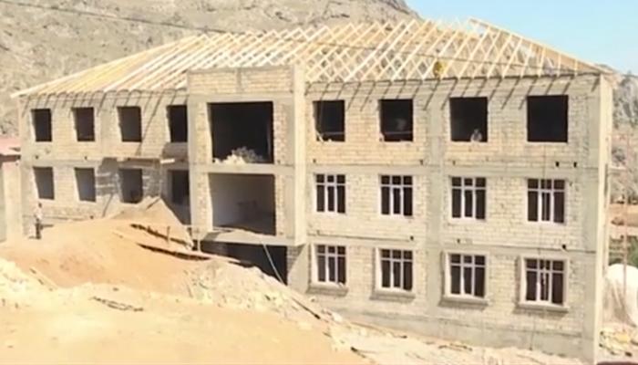 Lerikdə dörd məktəb binası tikilir