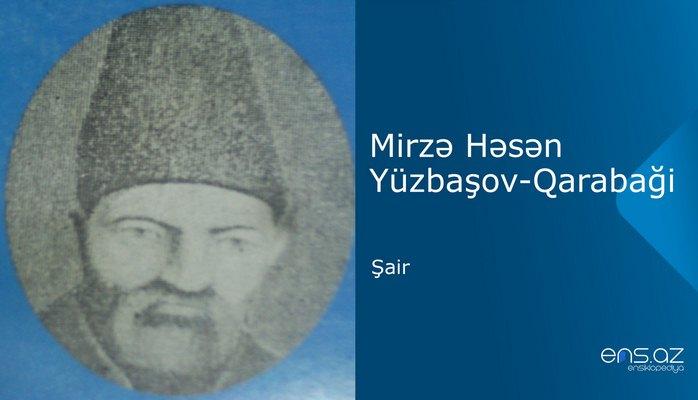 Mirzə Həsən Yüzbaşov-Qarabaği