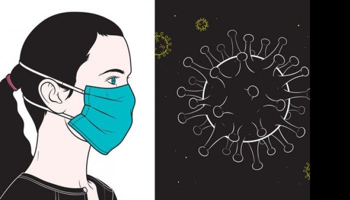 Koronavirus toz kimi yayılır?