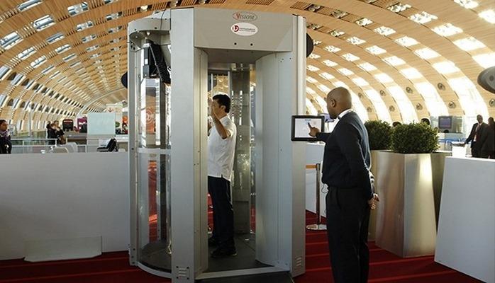 Aeroportlarda təhlükəsizliyin yoxlanılması üçün üçölçülü skaner hazırlanıb