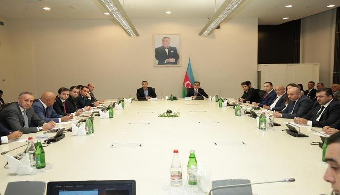 Самед Гурбанов: Азербайджанским экспортерам будет оказана поддержка по признанию их продукции на российском рынке