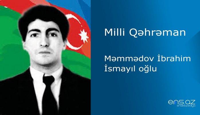 İbrahim Məmmədov İsmayıl oğlu