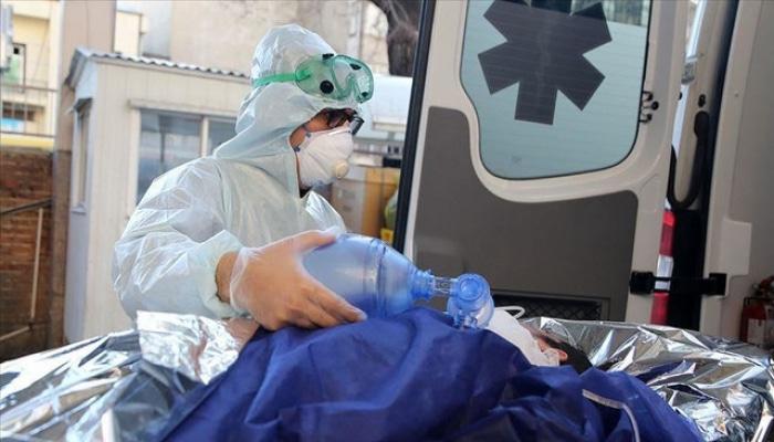 Fransada koronavirusdan ölənlərin sayı 12 mini keçdi