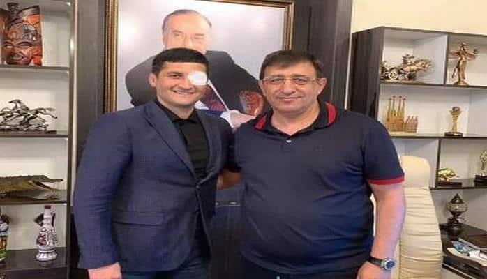 İş adamı Kamil Musaviyə şirkətində vəzifə verdi