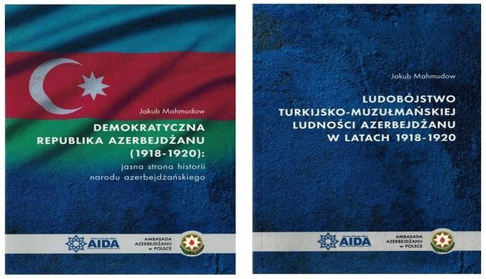 В Варшаве прошла презентация книг Ягуба Махмудова на польском языке