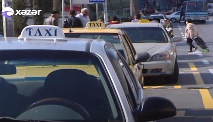 Taksilər yeni qaydalarla fəaliyyət göstərəcək