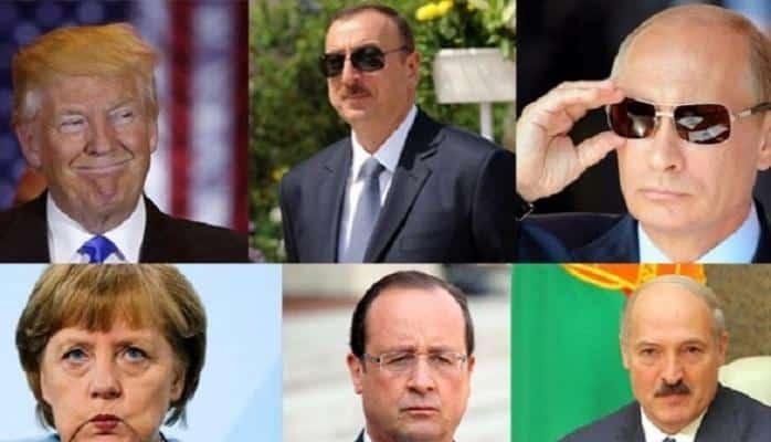 Dünya liderlərinin maaşı nə qədərdir?