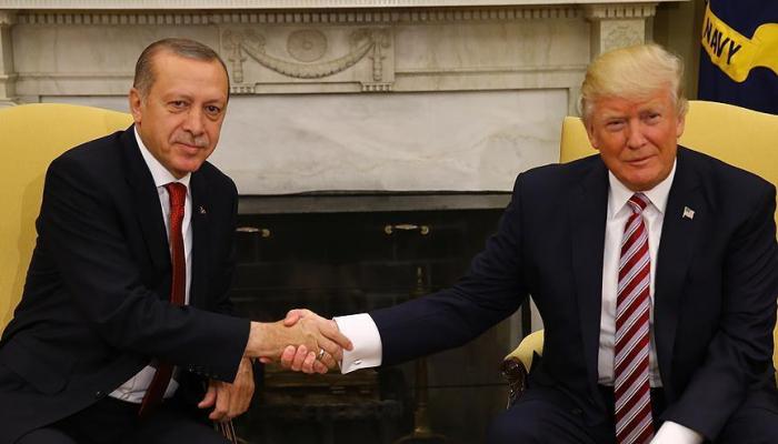 Эрдоган и Трамп обсудили сотрудничество в борьбе с коронавирусом