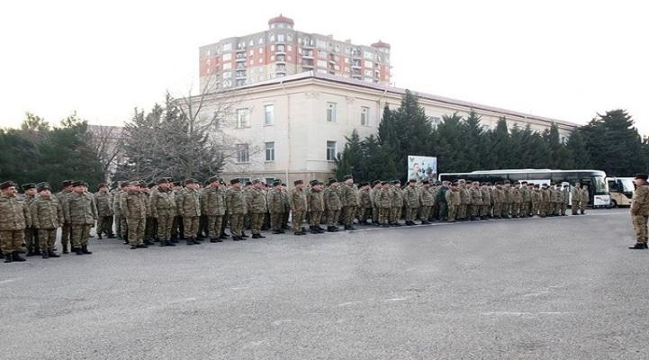 В преддверии нового учебного периода проверяется готовность азербайджанских войск