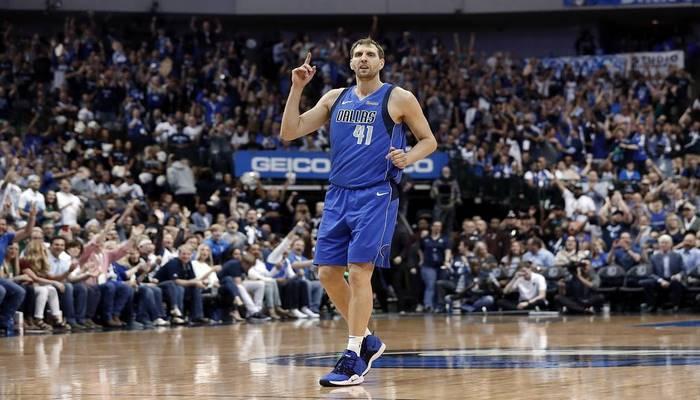 Известный баскетболист Дирк Новицки завершил карьеру