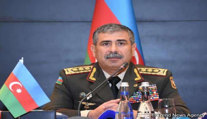Министр: Достижение высокого уровня боевой подготовки - одна из важнейших задач азербайджанской армии