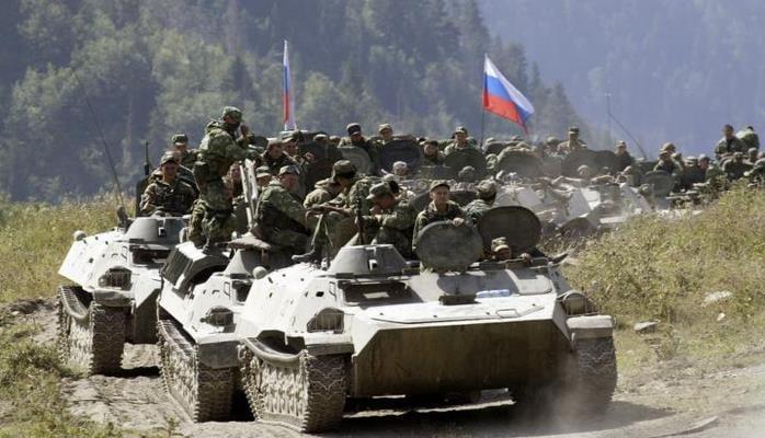 Россия провела военные учения в Армении