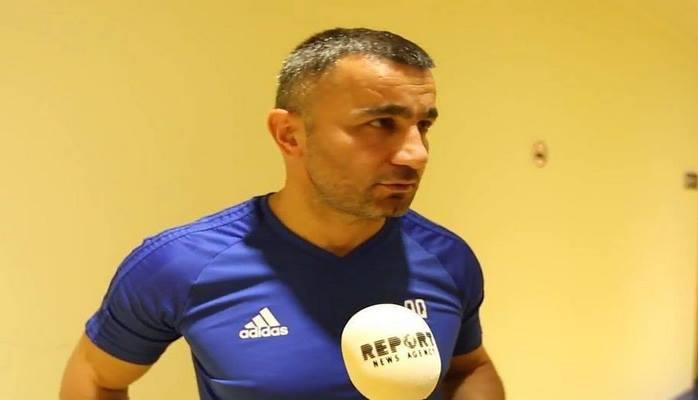 """Qurban Qurbanov: """"Avropa klublarından ciddi bir təklifim yoxdur"""""""