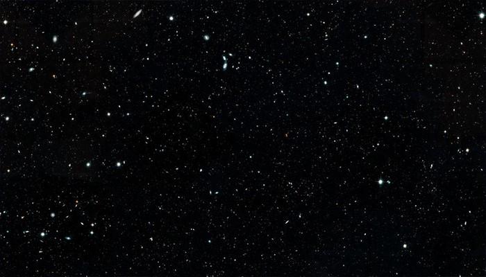 NASA, 265 Bin Galaksiyi 'Hubble Legacy Field' İsimli Bir Görsele Sığdırdı