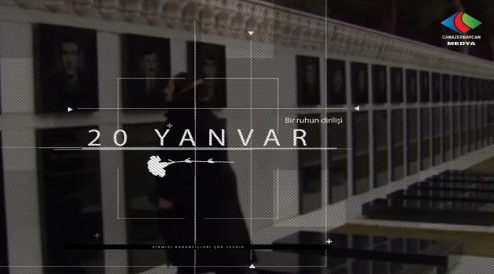 Türkiyədə 20 Yanvar faciəsinin 30 illiyi ilə bağlı sənədli film çəkilib