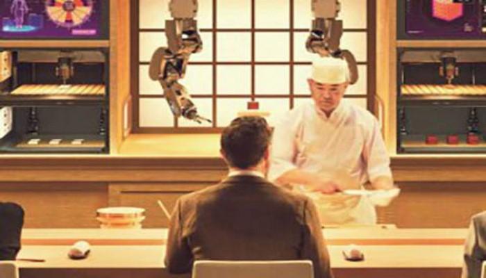 Ресторан в Японии будет готовить блюда с учетом ДНК посетителей