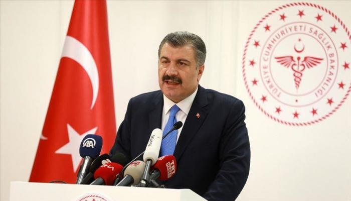 В Турции за сутки из-за коронавируса скончались 125 человек