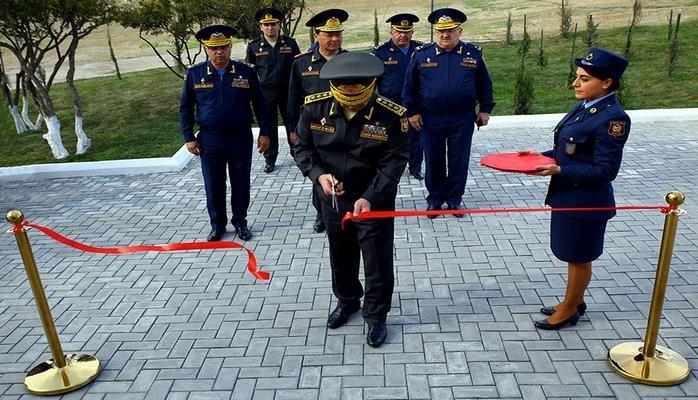 Состоялось открытие Центра управления ВВС Азербайджана