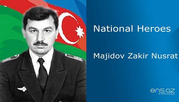 Majidov Zakir Nusrat