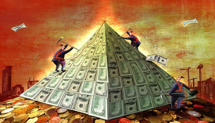 Финансовые пирамиды: история появления