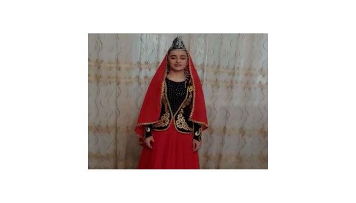 Азербайджанка заняла первое место на международном виртуальном конкурсе танца