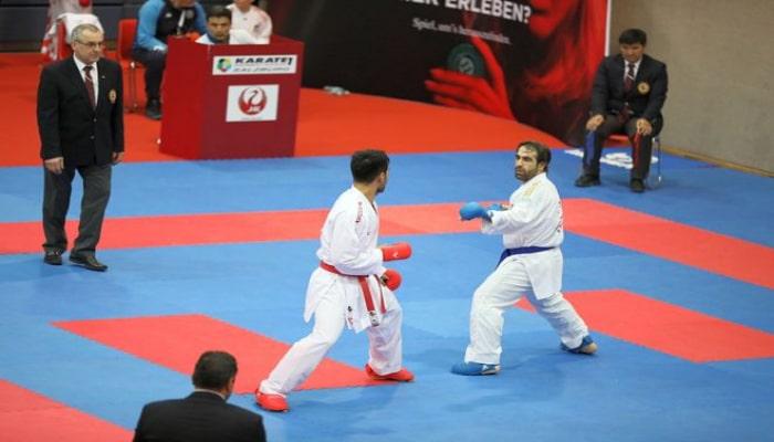 Азербайджанский каратист завоевал лицензию на Олимпиаду в Токио