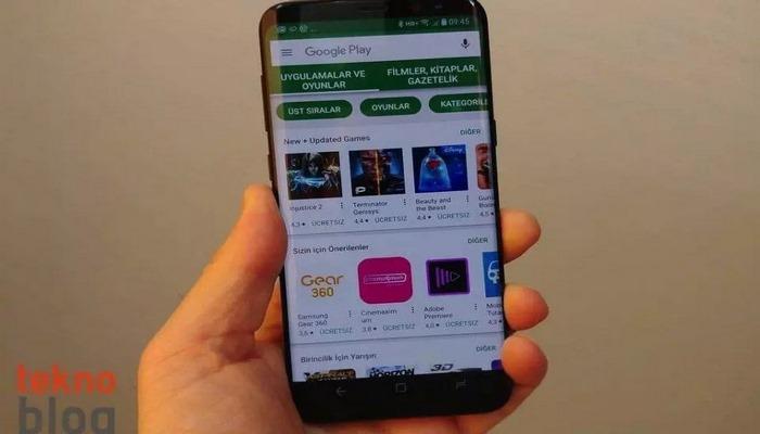 Google Play Store'daki gizli tehlike