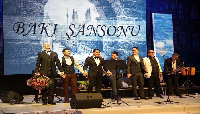 Во Дворце Гейдара Алиева пройдет вечер шансона